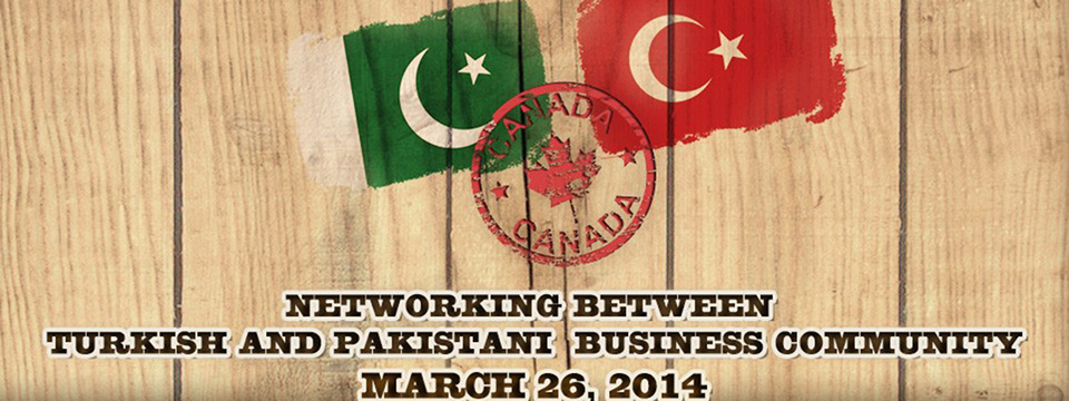 Turkey-Pakistan Business Networking