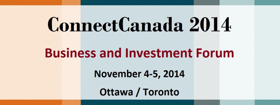 Connect Canada 2014