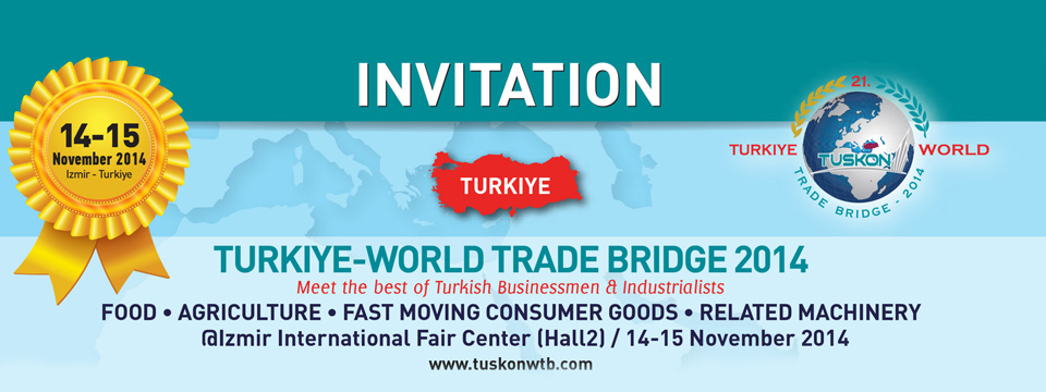 Turkiye World Trade Bridge 2014