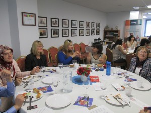 Woman Chapter Launch TCCC