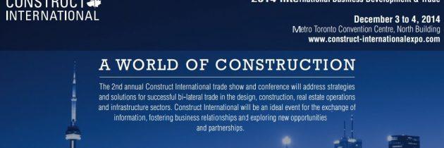 Construct Canada 2014