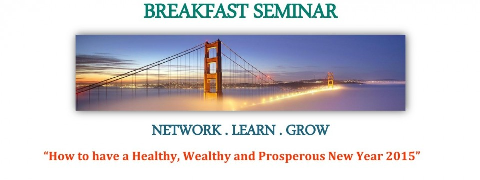 Breakfast Seminar Jan 31 2015