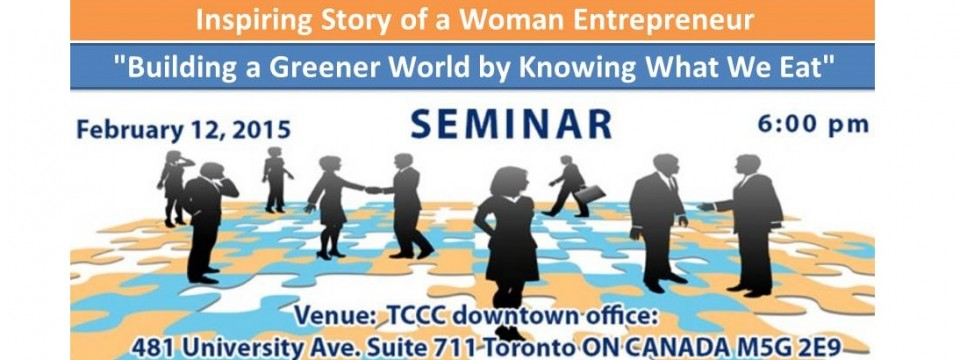 Seminar and Networking Evening Feb 12, 2015