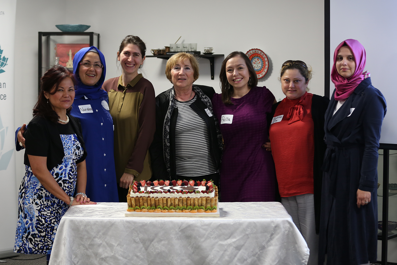 TCCC Women's Chapter 1st Anniversary Celebration