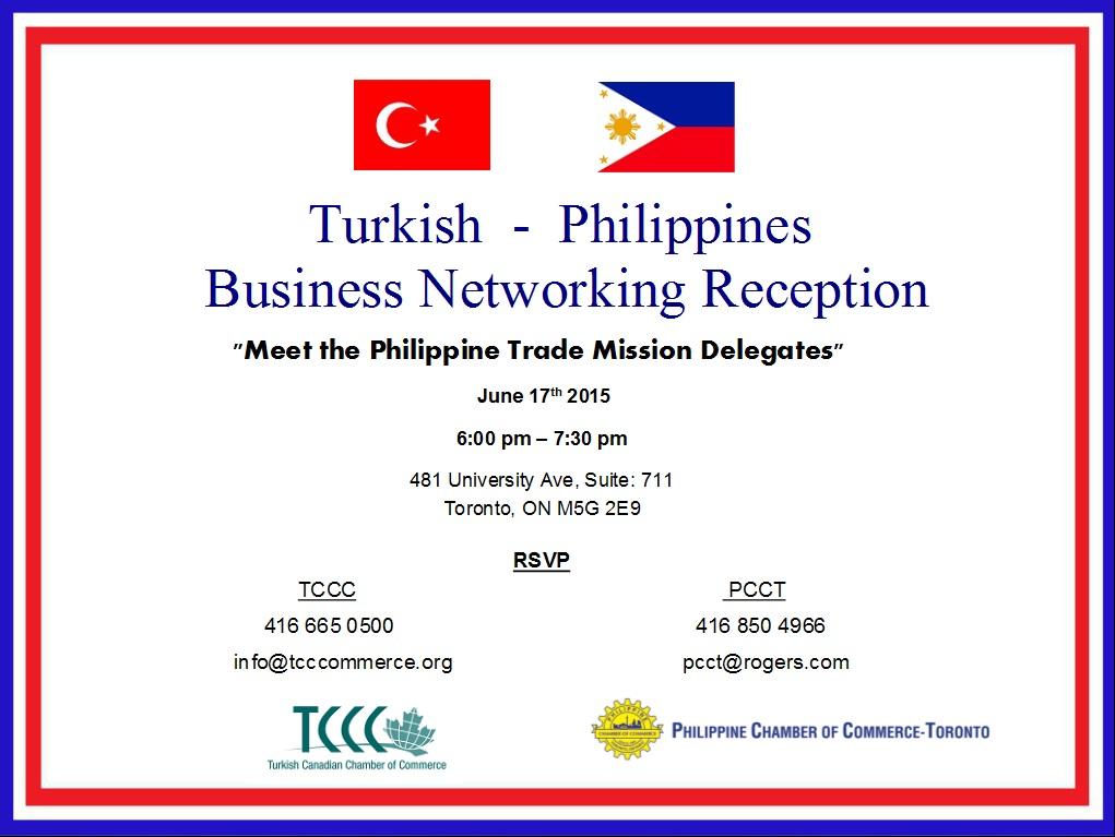 TCCC PCCT reception invite