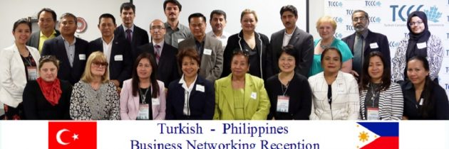 Turkish – Philippine Business Networking