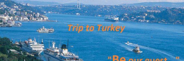 Trip to Turkey 2015