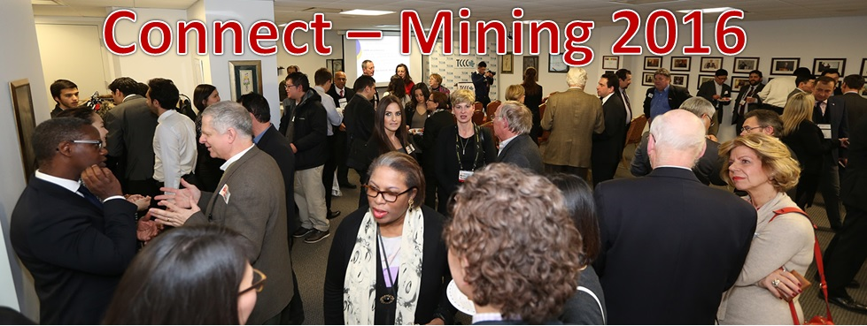 Connect - Mining 2016 Reception