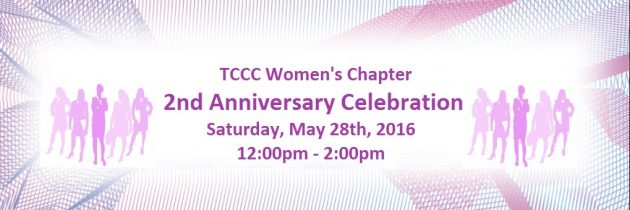 Women's Chapter 2nd Anniversary