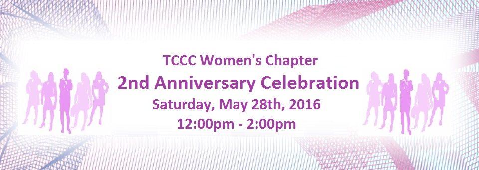 Women's Chapter 2nd Anniversary